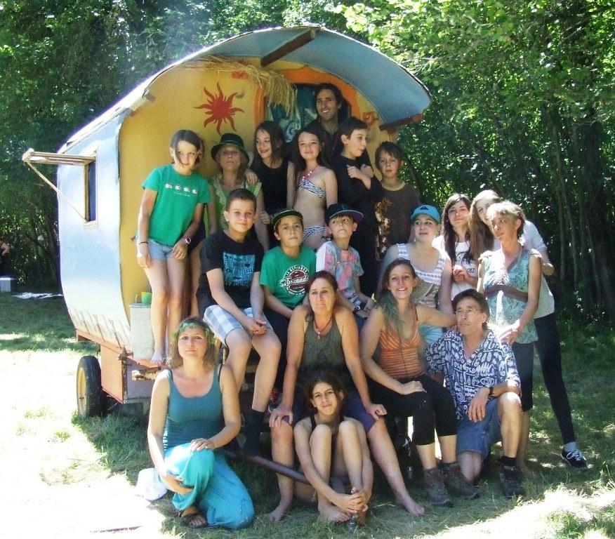 camp d'été 2017