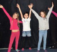 stage jeunes 2018- theatre de la terre
