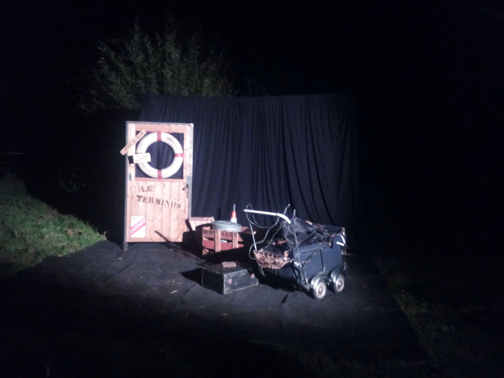 roulott'spectacles 2021 theatre de la terre. ariège alzen