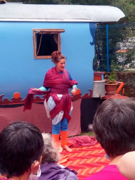 roulott'spectacles pamiers theatre de la terre ariège